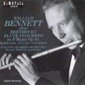 Beethoven, Schwindl: Flute Concertos /William Bennett, et al