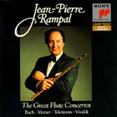 The Great Flute Concertos / Jean-Pierre Rampal