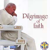 Pilgrimage of Faith - Pope John Paul II 1999 Commemorative