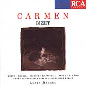 Classics - Opera! - Bizet: Carmen / Maazel, Moffo, et al