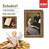 Schubert: Impromptus / Aldo Ciccolini