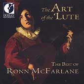 The Art of the Lute - The Best of Ronn McFarlane