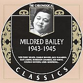 Mildred Bailey: 1943-1945