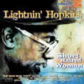 Lightnin' Hopkins: Short Haired Woman [Digipak]