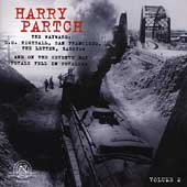 The Harry Partch Collection Vol 2