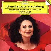 Cheryl Studer in Salzburg - Schubert, Debussy, Strauss