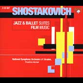 Shostakovich: Jazz & Ballet Suites, Film Music / Kuchar