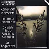 Blomdahl: The Three Symphonies / Leif Segerstam
