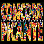 Various Artists: Concord Picante 25th Anniversary Collection [Box]