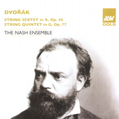 Dvor&aacute;k: String Quintet Op 48, etc / Nash Ensemble