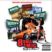 Eightball & MJG: Tha Remix Album [PA]