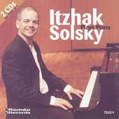 Beethoven, Bach, Chopin, etc / Itzhak Solsky