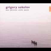 Bach, Beethoven, Chopin, Brahms / Grigory Sokolov