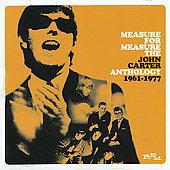 John Carter (British Invasion): Anthology: Measure for Measure