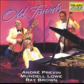André Previn (Conductor/Piano): Old Friends