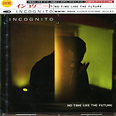 Incognito: No Time Like the Future [Japan]