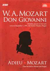 Mozart: Don Giovanni / Beschasny, Petrenko, Mackerras/Prague Nat'l Theatre Orch. & Chorus [2 DVD]