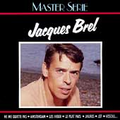Jacques Brel: Master Serie
