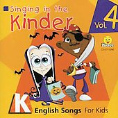 Various Artists: Singing in the Kinder, Vol. 4