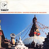 Monks of Samtem Ling Monastery: Tibet: Sacred Chants of Gelugpa