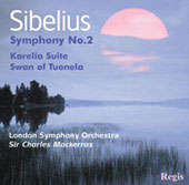 Sibelius: Symphony no 2, etc / Mackerras, Pendrill, et al