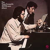 Tony Bennett (Vocals)/Bill Evans (Piano): The Tony Bennett/Bill Evans Album