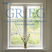 Grieg: Complete Music for Piano / Knardahl, et al