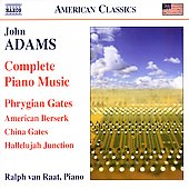 American Classics - John Adams: Complete Piano Music