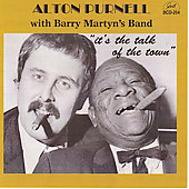 Alton Purnell/Barry Martyn: It's the Talk of the Town *