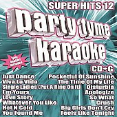 Sybersound: Party Tyme Karaoke: Super Hits, Vol. 12