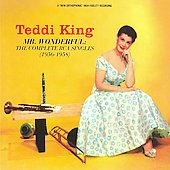 Teddi King: Mr. Wonderful: The Complete RCA Singles (1956-1958) *