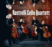 Rastrelli Cello Quartet, Vol. 1
