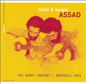 Odair & Sergio Assad: The Debut Concert, Brussels 1983