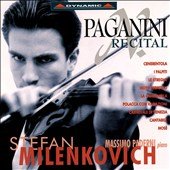 Paganini Recital