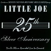 Little Joe y la Familia: 25th Silver Anniversary