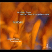 Gottfried Finger Virtuoso Music for Two Bass Viols