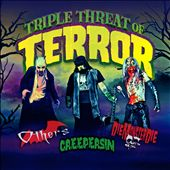Diemonsterdie/Creepersin/Others: Triple Threat of Terror