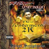 Twista: Twista Presents New Testament 2K: Street Scriptures [PA]