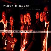Floyd McDaniel & the Blues Swingers: Let Your Hair Down