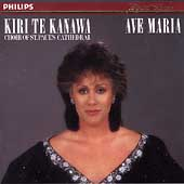 Ave Maria / Kiri Te Kanawa, Choir of St. Paul's Cathedral