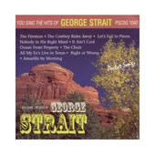 Karaoke: George Strait [Singing Machine]