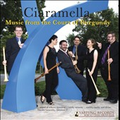 Music from the Court of Burgundy / Works by Ciconia, Dufay, Pullois, Binchois, Agricola, et al.