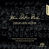 J.S. Bach: Orgelb&#252;chlein / Markku Heikinheimo, Verschueren Organ