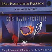Kristallar - P&#225;lsson: Chamber works / Saemundsd&#243;ttir, et al