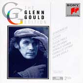 Glenn Gould Edition - Schoenberg: Lieder / Faull, et al