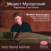Modest Mussorgsky: Pictures at an Exhibtion / Lars David Kellner, Piano