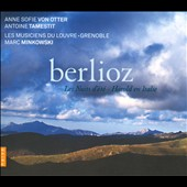 Berlioz: Les Nuits d'&#233;t&#233;; Harold en Italie / Anne Sofie Von Otter, Minkowski