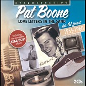 Pat Boone: Love Letters in the Sand - His 61 Finest