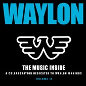 Various Artists: Waylon: The Music Inside, Vol. 2