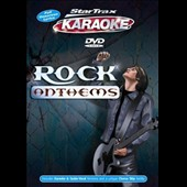 Karaoke: Rock Anthems [Star Trax]